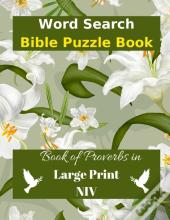Word Search Bible Puzzle