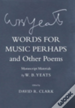 Words For Music Perhaps And Other Poems