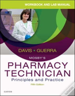 Wook.pt - Workbook And Lab Manual For Mosby'S Pharmacy Technician