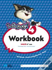 Workbook/Picture Dictionary - Let's Rock! 4 - Inglês - 4.º ano