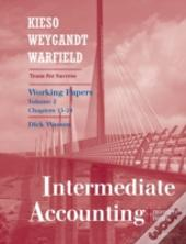 Working Papers, Vol Ii (Chapters 15-24) T/A Intermediate Accounting