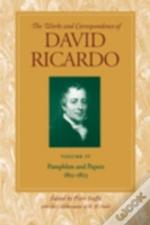 Works And Correspondence Of David Ricardopamphlets And Papers, 1815-1823