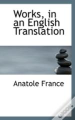 Works, In An English Translation