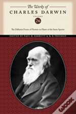 Works Of Charles Darwinthe Different Forms Of Flowers On Plants Of The Same Species