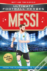 World Cup Football Heroes Messi