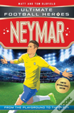 World Cup Football Heroes Neymar