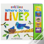 World Of Eric Carle Home 5 Button Bd Bk