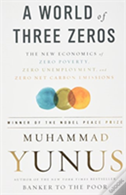 Wook.pt - World Of Three Zeros The New Economics O