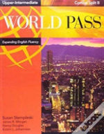 World Pass Upper-Intermediate-Audio Tape B