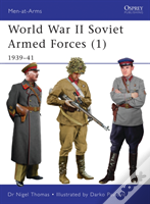 World War Ii Soviet Armed Forces 1939-41