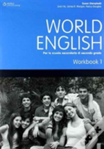 Worldlink Italian Student Book Elementary With Workbook