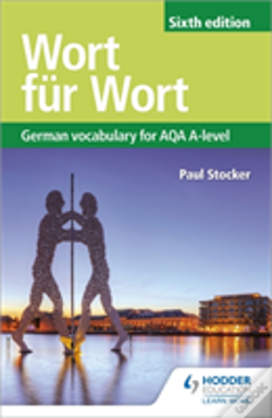 Wook.pt - Wort Fur Wort Sixth Edition: German Vocabulary For Aqa A-Level
