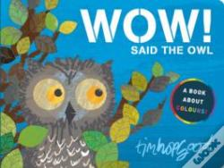 Wook.pt - Wow! Said The Owl