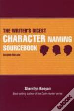 Writers Digest Character Naming Sourcebk