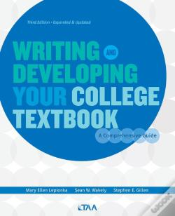 Wook.pt - Writing And Developing Your College Textbook