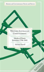 Writing Australian Unsettlement
