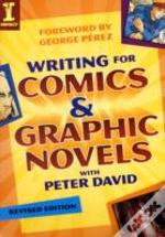 Writing For Comics And Graphic Novels With Peter David