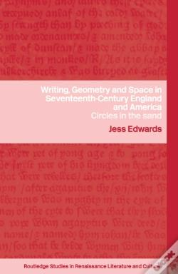 Wook.pt - Writing, Geometry And Space In Seventeenth-Century England And America