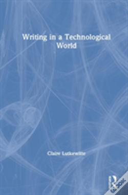 Wook.pt - Writing In A Technological World