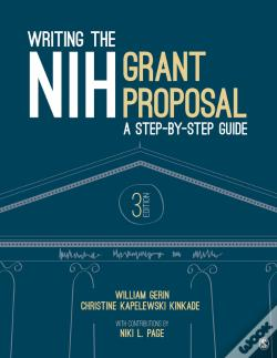 Wook.pt - Writing The Nih Grant Proposal