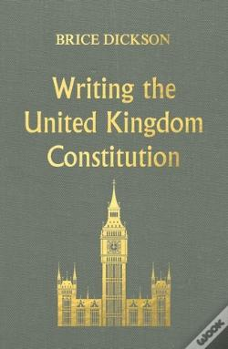 Wook.pt - Writing The United Kingdom Constitution