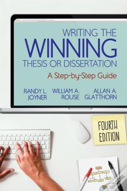 Wook.pt - Writing The Winning Thesis Or Dissertation