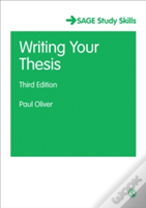 Writing Your Thesis