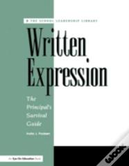 Written Expression Disk With Workbook