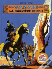 Yakari T.19 La Barriere De Feu T19 + Fiche Animal