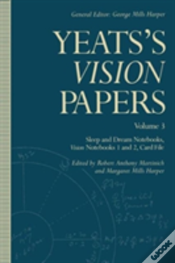 Wook.pt - Yeats'S Vision Papers