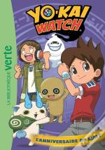 Yo-Kai Watch 17 - L'Anniversaire De Matt