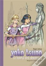 Yoko Tsuno T28 Le Temple Des Immortels Grand Format