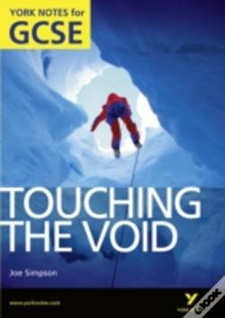 Wook.pt - York Notes Touching The Void