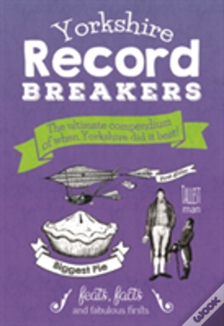 Wook.pt - Yorkshire Record Breakers