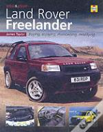 YOU AND YOUR LAND ROVER FREELANDER