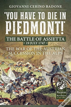 Wook.pt - You Have To Die In Piedmont!