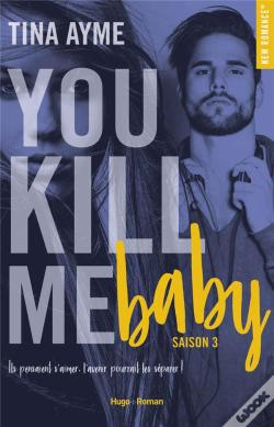 Wook.pt - You Kill Me Boy - Tome 3