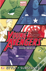 Young Avengers Volume 1 Style Substance