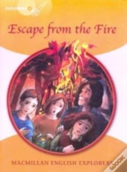 Wook.pt - Young Explorers - Escape From the Fire