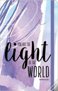 Wook.pt - Your Are The Light Of The World Journal