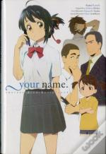 Your Name. Another Side:Earthbound (Light Novel)