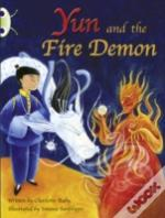 Yun & The Fire Demon Purple 1