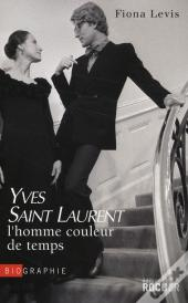Yves Saint-Laurent ; Portrait