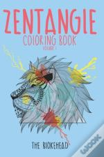 Zentangle Coloring Book- Volume 1