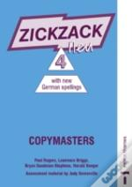 ZICKZACK NEUCOPYMASTERS WITH NEW GERMAN SPELLINGS