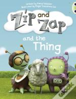 Zip And Zap And The Thing (Yellow A) 6-Pack