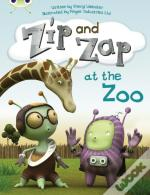 Zip And Zap At The Zoo (Yellow C) 6-Pack