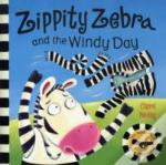Zippity Zebra And The Windy Day