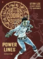 Zodiac Legacy Vol 02 Power Lines