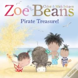 Wook.pt - Zoe And Beans: Pirate Treasure!